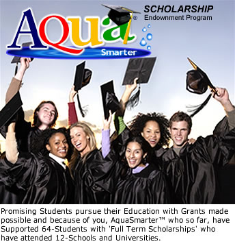 AquaSmarter Scholarship Program